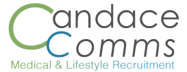 Medical and Lifestyle Recruitment - Candace Comms